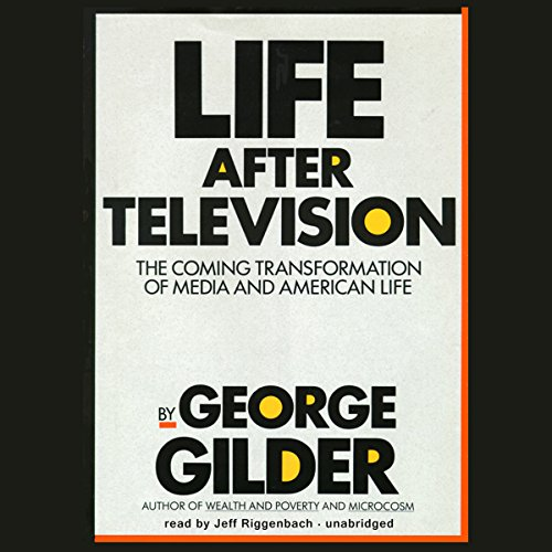 Life After Television audiobook cover art