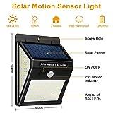 Zoom IMG-2 luce solare led esterno 2