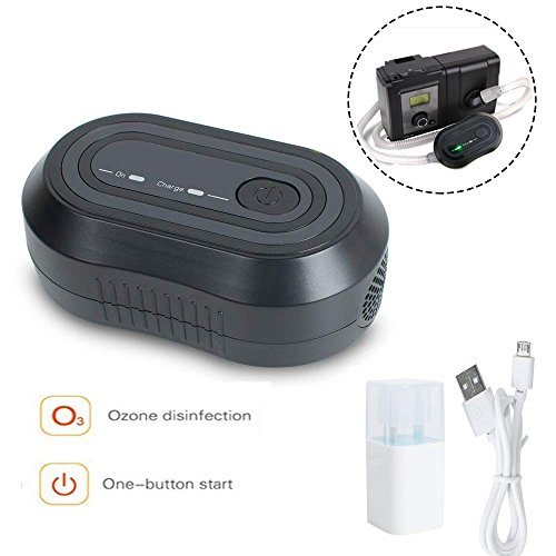 Funwill CPAP Cleaner Disinfector, Portable Mini CPAP Cleaner...