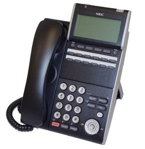 Consumer Electronic Products NEC DTL-12D-1 (BK) - DT300 - 12 Button Display Digital Phone Black Supply Store