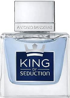Antonio Banderas Antonio Banderas King Of Seduction for Men 6.75 Oz Eau De Toilette Spray, 1 Oz