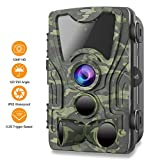Best Trail Cameras - FHDCAM Trail Camera,1080P HD Wildlife Game Hunting Cam Review