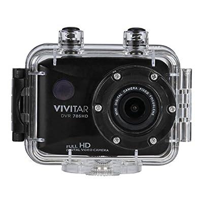 Vivitar Full HD Action Camera, DVR786HD-BLK from Sakar International, Inc.