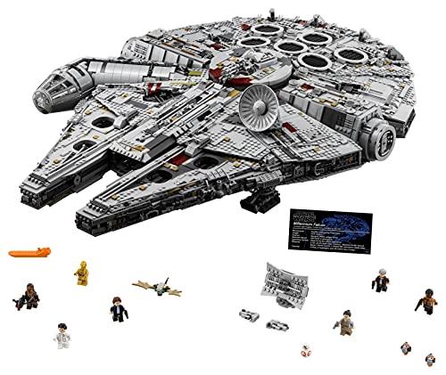 LEGO Star Wars - Halcón Milenario (75192)