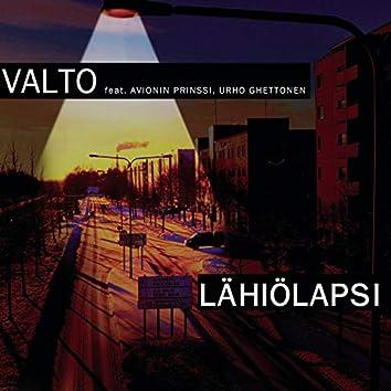Lähiölapsi (feat. Avionin Prinssi & Urho Ghettonen)