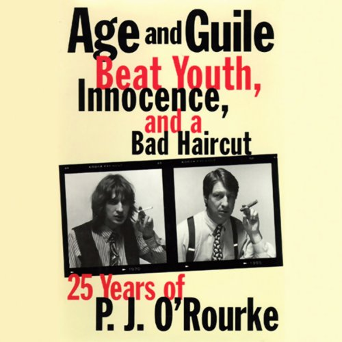 Age and Guile Beat Youth, Innocence, and a Bad Haircut  Audiolibri