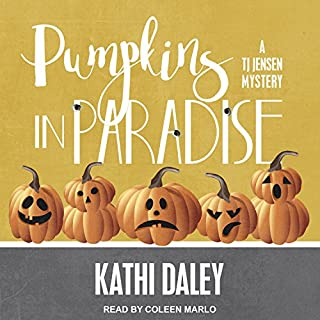 Pumpkins in Paradise audiobook cover art