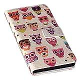 Book Style Handy Tasche - Design Now - Cover Case Schutz