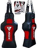 RDX Sac De Frappe Uppercut MMA Torse Factice Lourd Boxe Rempli Sac Pied Poing Kickboxing