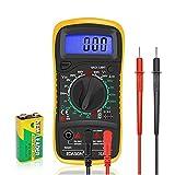 Digital Multimeters Car Battery Circuit M ...