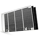 Camp'N – Dometic Compatible RV A/C Replacement Grille-Replaces Dometic 3104928.019 Includes Grill and 2 Replacement Foam Air Filters