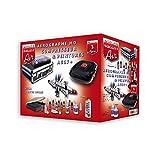 Mallette Aérographe HD & Compresseur & Peintures AE07 + Ultra Cleaner offert