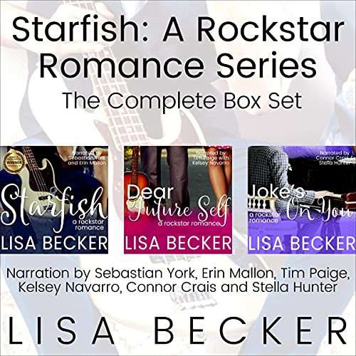 The Starfish Series Box Set cover art