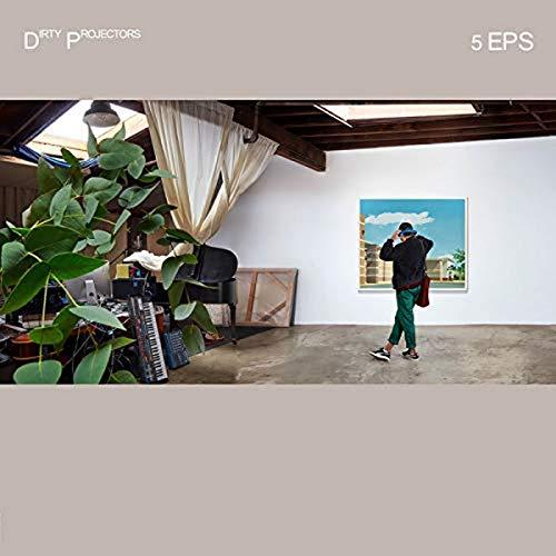 5Eps (Crystal Clear Vinyl/2Lp/Dl Card) (I)