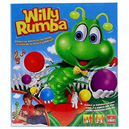 Goliath - Willy Rumba, Juego de Mesa 30961006: Amazon.es: Juguetes ...