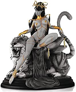 Dynamite Women of Dejah Thoris by J. Scott Campbell Black & White Diorama Statue