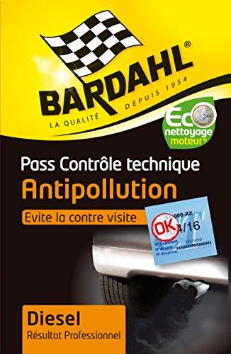 BARDHAL 2009045Pass técnicos Diesel Control