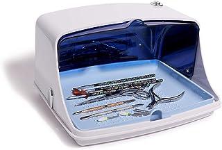 FGHTL Stérilisateur UV Cabinet Stérilisateur Box avec Lampe UV Germicide Désinfectantes pour Nettoyage des Outils sous-vêt...