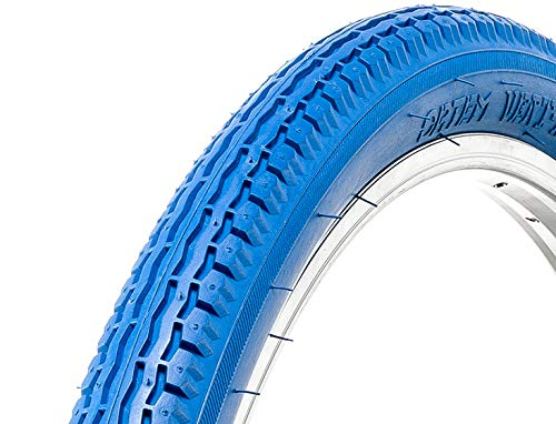 AMIGO Neumáticos exteriores Ortem Vert-X26 x 1,75 (47-559), color azul oscuro