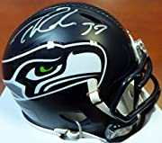 100% Certified Authentic and Backed by our Sports Memorabilia Authenticity Guarantee Category; Autographed NFL Mini Helmets