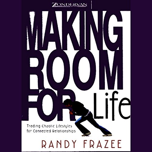 Making Room for Life audiobook cover art