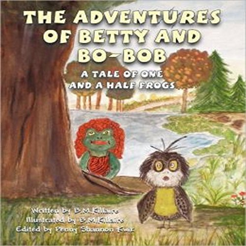 The Adventures of Betty and Bo-Bob audiobook cover art