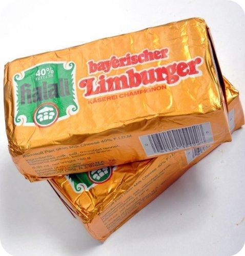 Limburger Cheese - Creamy, 8 oz.