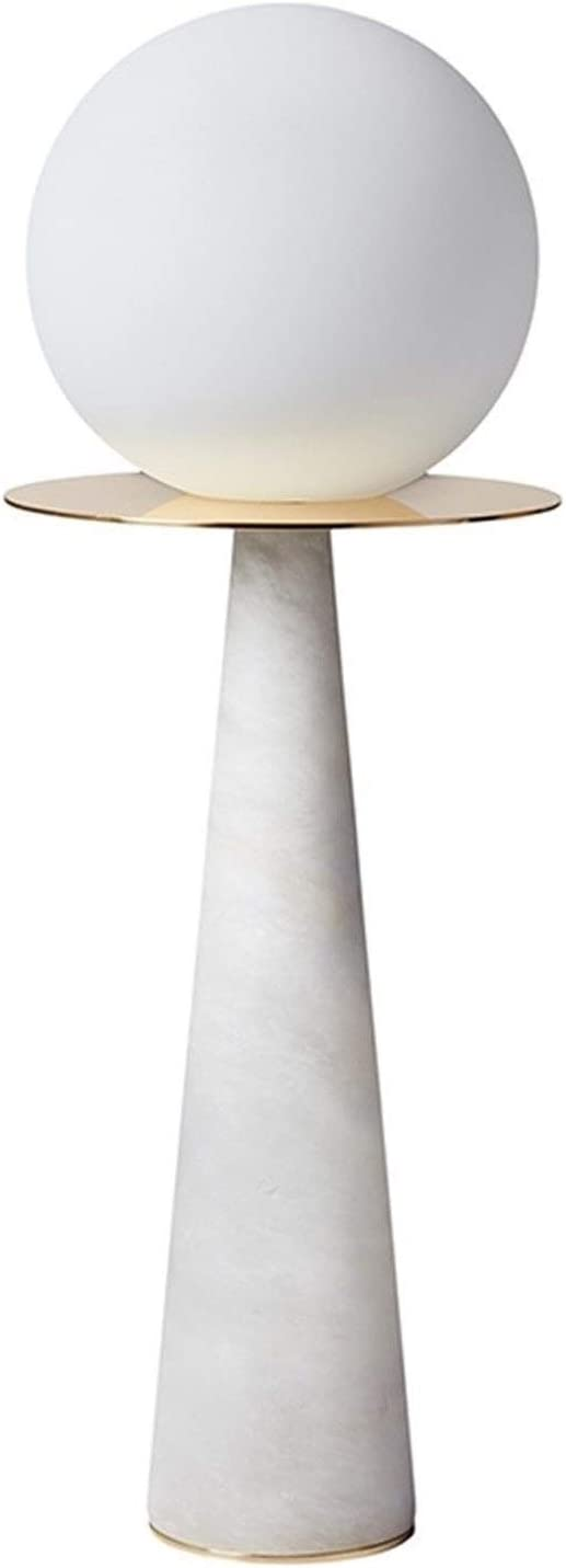 YUXINYAN Desk Lamps Bed Genuine Free Shipping OFFer Lamp Marble Modern Livi Decor Table