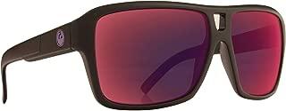 The Jam Polarized Large Fit Sunglasses,Matte H2O/Plasma,One Size