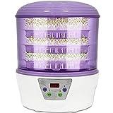 SISHUINIANHUA 3-automática de Capas de Frutas y Verduras Desinfección del Brote de Haba máquina de Yogurt y Toma de Vino de arroz