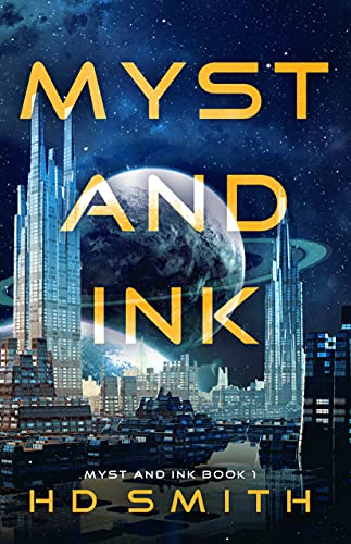 Myst and Ink