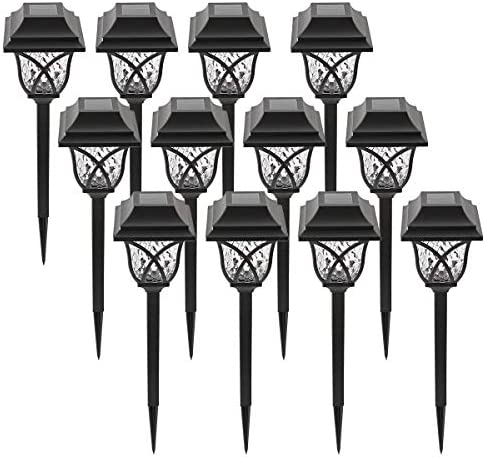 UNooMe Solar Path Light Outdoor Garden Light with Super Bright Waterproof led Lanscape pathlight product image