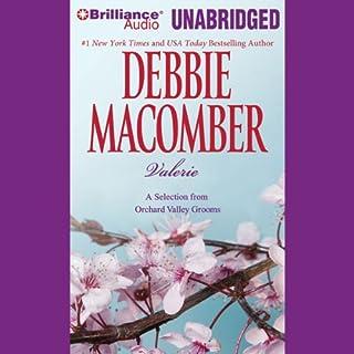 Valerie audiobook cover art