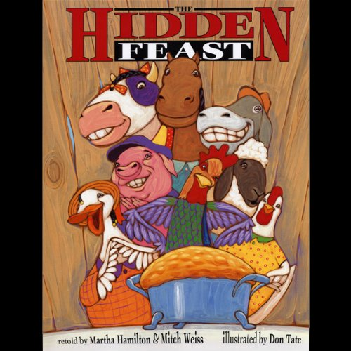 The Hidden Feast audiobook cover art