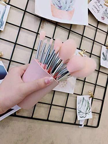 Pinceau De Maquillage Set Brush Eyeshadow Blush Makeup Tool, Pink
