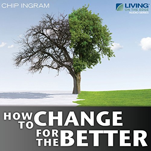 How to Change for the Better audiobook cover art