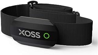 linjunddd Sensor Inteligente Impermeable Bluetooth Inalámbrica Ant + Salud Fitness Monitor De Ritmo Cardíaco con La Correa del Pecho Conveniente Accesorios De Ciclismo