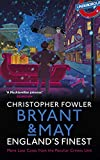 Bryant & May – England's Finest: (Short Stories) (English Edition)
