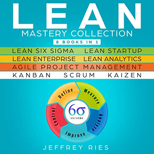 Couverture de Lean Mastery Collection: 8 Manuscripts