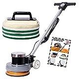 Floorboy XL-300 SET'Parkett Ölen/Nachölen' für Reinigung und Pflege von Fußböden inkl. Fachkunde Maschinenpads/Pads von HPS