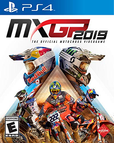 MXGP 2019 The Official Motorcross Video Game (PS4) - PlayStation 4