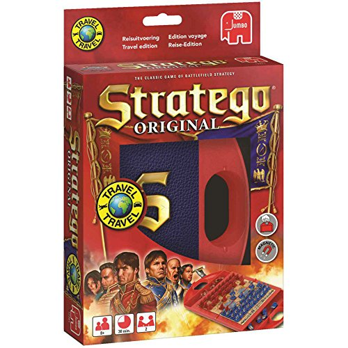 Jumbo Spiele 12761 Stratego Travel - Juego de Mesa de Estrategia (de...