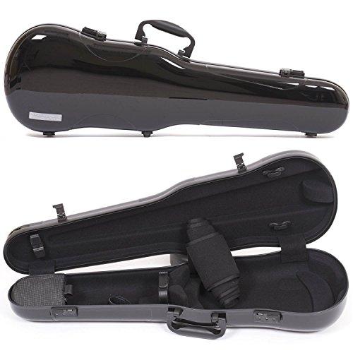 FX F560130 Etui pour Guitare Jumbo Jazz 6 cordes Noir