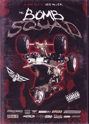 Hbomb Films Bomb Squad Quad / ATV DVD