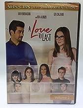 A Love to Last Vol 2 Filipino Dvd