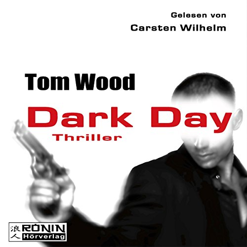 Dark Day audiobook cover art