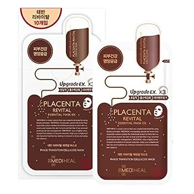 Placenta Revital Essential Mask EX. 25ml by Mediheal