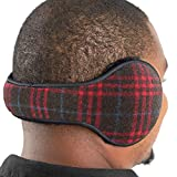 Luther Pike Seattle Unisex Winter Ear Muffs: Warm & Cozy, Fashionable, Comfy