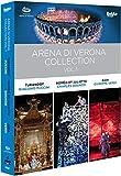 Arena di Verona Collection,Vol.1 [4 DVDs] [Reino Unido]