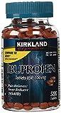 Kirkland Signature USP Ibuprofen,1 Bottle of 500 Tablets
